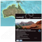Garmin TOPO Australia and New Zealand DVD