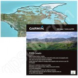 Garmin Topographic Canada DVD with Basecamp