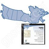 Garmin Topographic Canada CD