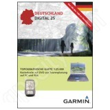 Garmin TOPO Deutschland Digital 25 DVD