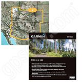 Garmin TOPO US 24K Southwest DVD