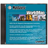 Garmin World Map CD