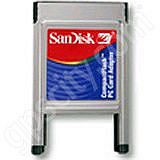 SanDisk CF Card Adapter