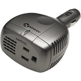 XPower DC to AC 140 Watt Single Adapter