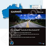 Garmin nuMaps Onetime UPDATE City Navigator NT 2010 Australia and New Zealand DVD