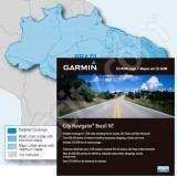 Garmin City Navigator Brazil NT v4 CD-ROM