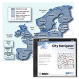 Garmin City Navigator Europe DVD v9