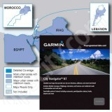 Garmin City Navigator Middle East and Northern Africa NT CD