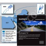 Garmin nuMaps Onetime UPDATE City Navigator Middle East 2013 NT CD