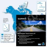 Garmin City Navigator North America and Mexico NT DVD 2013