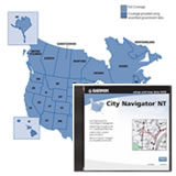 Garmin City Navigator USA and Canada NT DVD v8