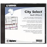 Garmin City Select South Africa v5