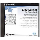 Garmin City Select CD USA v6.0