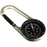 GPS City Carabiner Compass
