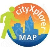 Garmin CityXplorer Maps Card