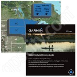 Garmin Upper Midwest Fishing Guide DVD