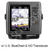 Garmin echoMAP 50s with Preloaded U.S. BlueChart g2 without Transducer