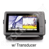Garmin echoMAP 70s with Dual Frequency Transducer