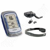 Garmin Edge 500 with CAD and HRM Sensors