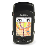 Garmin Edge 705 with CAD and HRM Sensors and Mapping