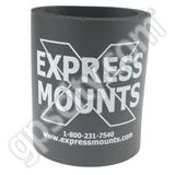 GPS City Logo Foam Koozie Holder