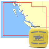Lowrance Freedom Map Topo F37T for South BC