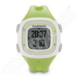 Garmin Forerunner 10 Green and White