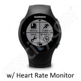 Garmin Forerunner 610 with Heart Rate Monitor