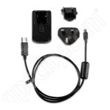 Garmin mini USB and micro USB AC Charger for Europe