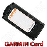 Garmin Proprietary Card