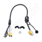 Garmin Video Cable Right Angle for Garmin Chartplotter
