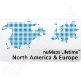 Garmin nuMaps Lifetime North America and Europe