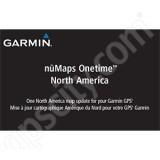 Garmin nuMaps Onetime North America NT Update