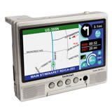 Initial GD-72 PreLoaded In Car GPS with DVD