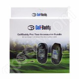GolfBuddy Pro and Tour Accessory Bundle Package