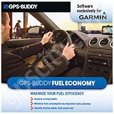 GPS Buddy Fuel Economy Software Package