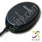 Holux GR 213 GPS with Female PS2 End