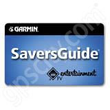 Garmin SaversGuide Membership Card