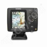 Humminbird 587ci Internal GPS Combo