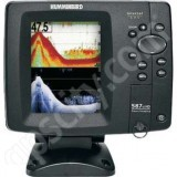 Humminbird 587ci HD DI Internal GPS Combo