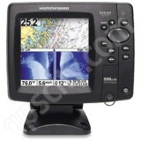 Humminbird 598ci HD SI Combo Fishfinder and Chartplotter