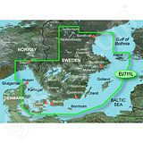 Garmin Card BlueChart g2 HEU711L