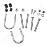 RAM Mount Motorcycle Mount Hardware Kit RAM-HAR-B-174