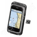 RAM Mount Small Aqua Box Pro 10 iPhone Mobile Phone Cradle with Button