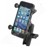 RAM Mount Universal X-Grip Cradle with Plastic Arm RAP-HOL-UN7B-201U