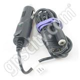 Lowrance 12V Power Cable with Headphones Jack