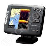 Lowrance Elite-5 DSI Fishfinder and GPS Chartplotter