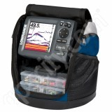 Lowrance Elite-5 IceMachine Color Fishfinder and GPS Chartplotter