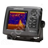Lowrance HDS-5x Gen2 Multifunction Fishfinder with no Transducer