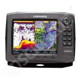 Lowrance HDS-8 Gen2 USA Insight Fishfinder and GPS Chartplotter without Transducer